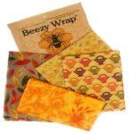 Beezy Wrap® Eco-Friendly Beeswax Food Wraps